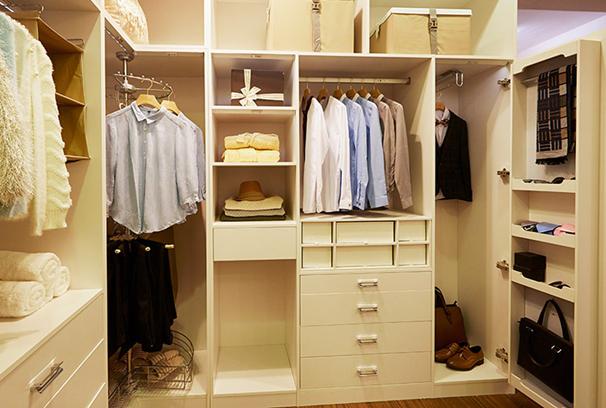 定制整体衣柜多少钱一平方